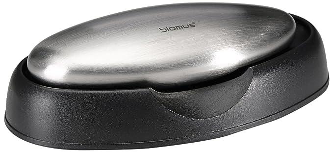 Amazon.com: Blomus Jabón de acero inoxidable: Home & Kitchen