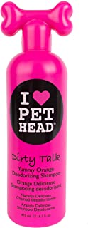 product image for PET HEAD Dirty Talk Yummy Orange Shampoo, 16.1 oz