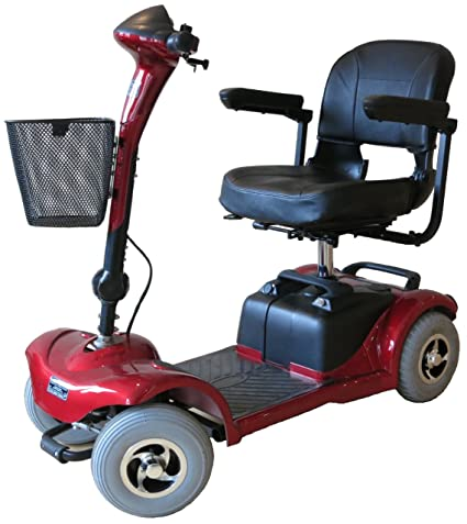 Explorer 4 Mobility Scooter, Car Transportable (Boot), NEW on