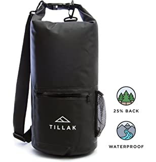 80c268376e Amazon.com   Outwestfitters Waterproof Floating Dry Bag Backpack .