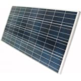 Solarmodul 130Watt 12Volt Solarpanel Polykristallin