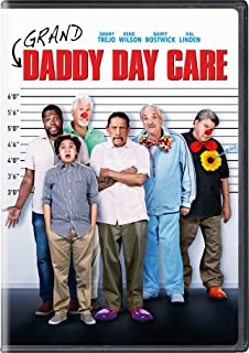 Book Cover: Grand-Daddy Day Care