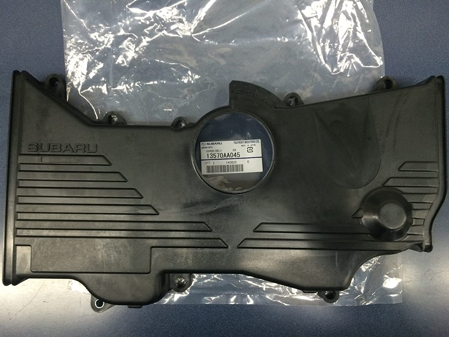 Center Timing Cover Subaru Wrx Sti Forester Impreza Ob Belt Outer Legacy Genuine Turbo Oem Automotive