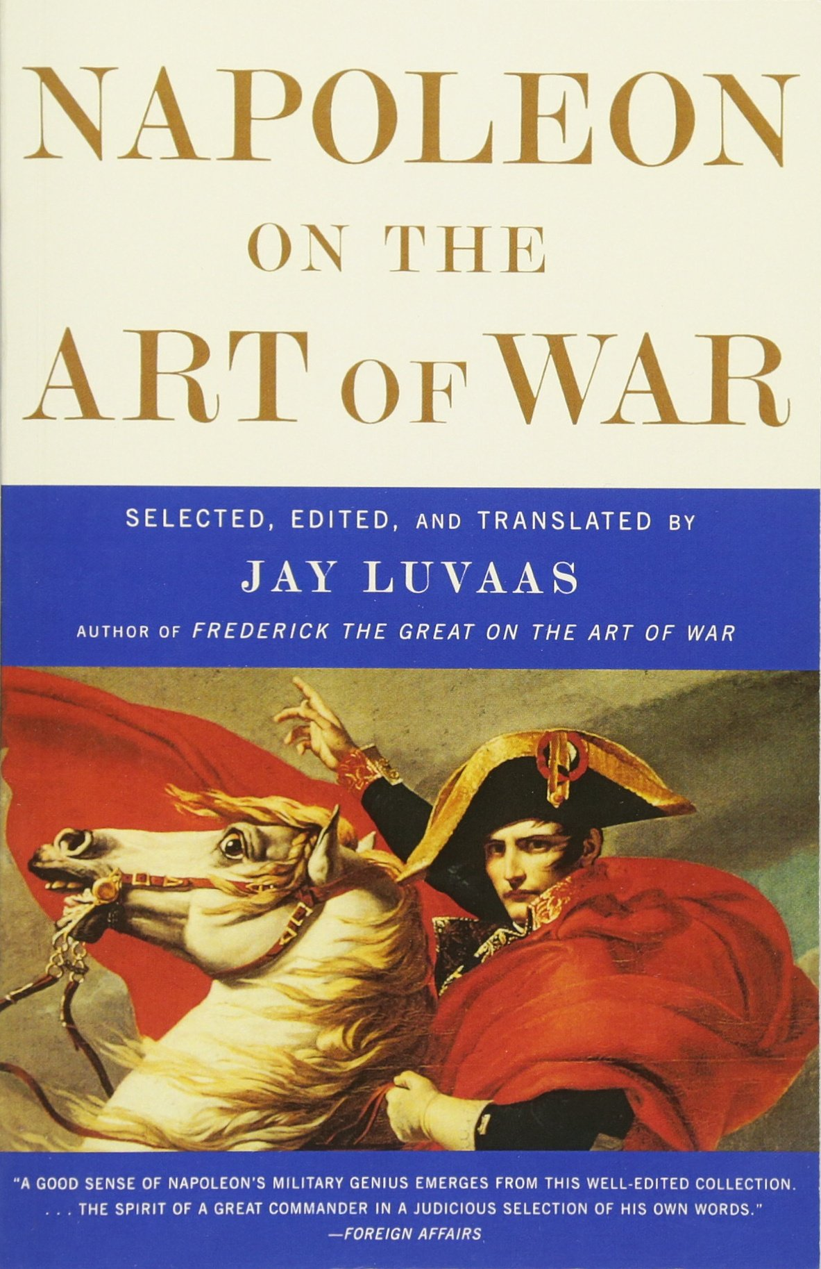 NAPOLEON ON THE ART OF WAR PDF