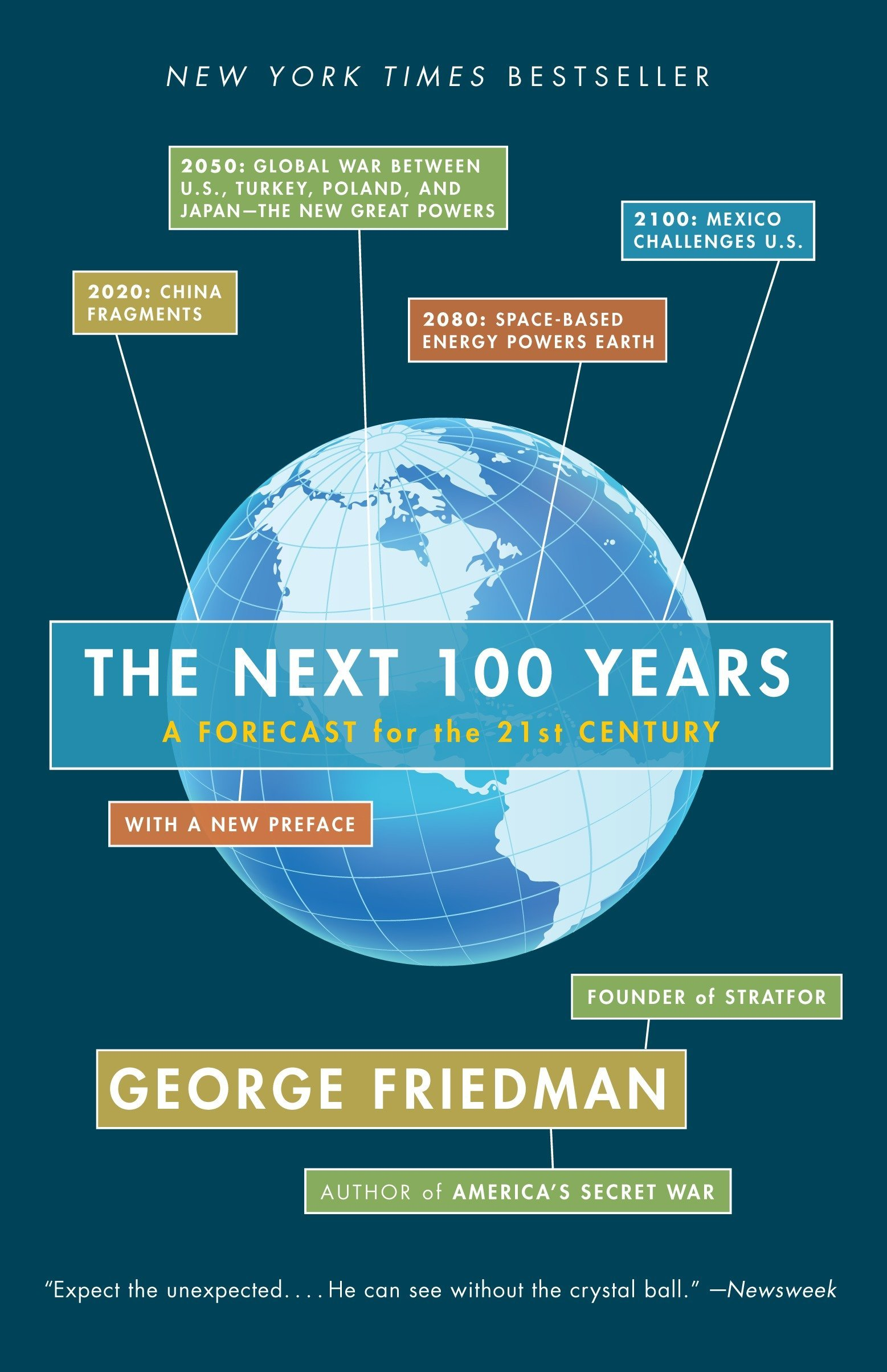 Amazon | The Next 100 Years: A...