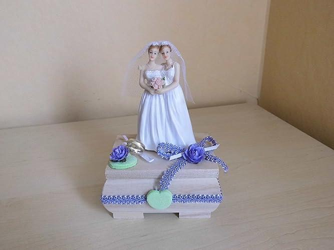 Hochzeit Geldgeschenk Lesben Frauen Hochzeit Amazon De Handmade