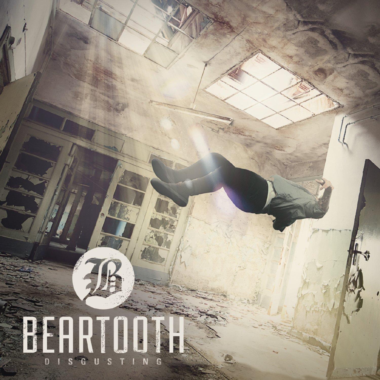 CD : Beartooth - Disgusting (CD)