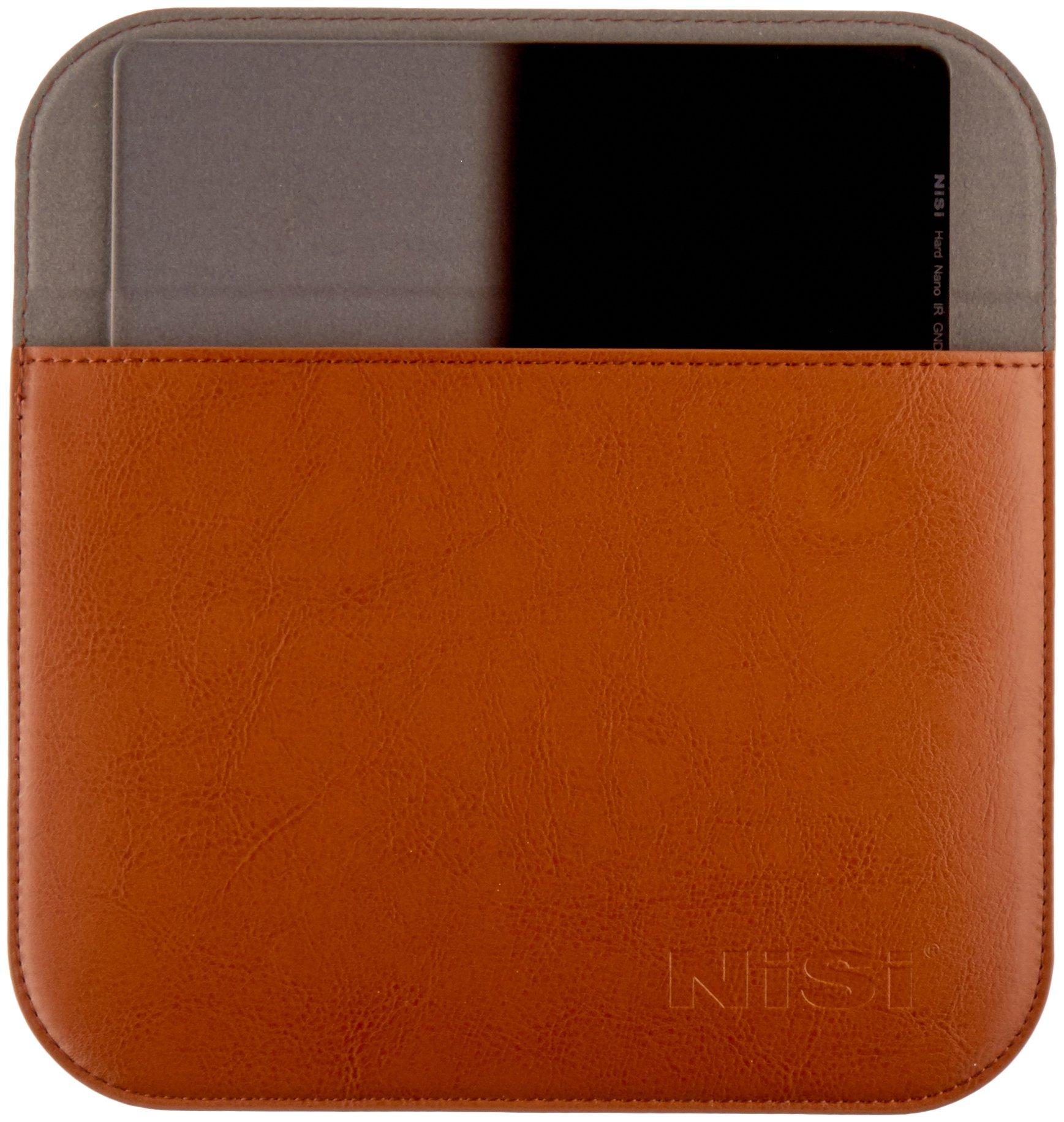 Ikan Hard Graduated Neutral Density IR Lens Filter (NiSi), Black (Hard IR GND(8) 0.9 100x150) by NiSi