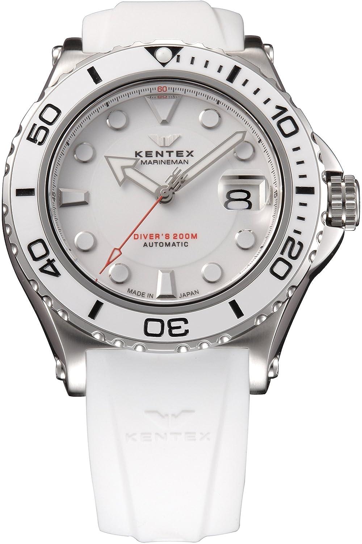 [ケンテックス]Kentex 腕時計 マリンマン シーホースII S706M-15 メンズ B01MRK68U8
