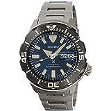 SEIKO Prospex Monster Diver's 200M Automatic Blue Dial Watch SRPD25K1