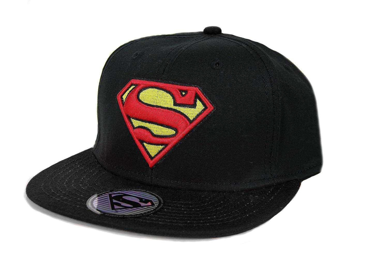 Superman Snapback Unisex One Size Baseball Caps. DC Comics Original Offical  Licensed Superman Logo Cap c005b269985