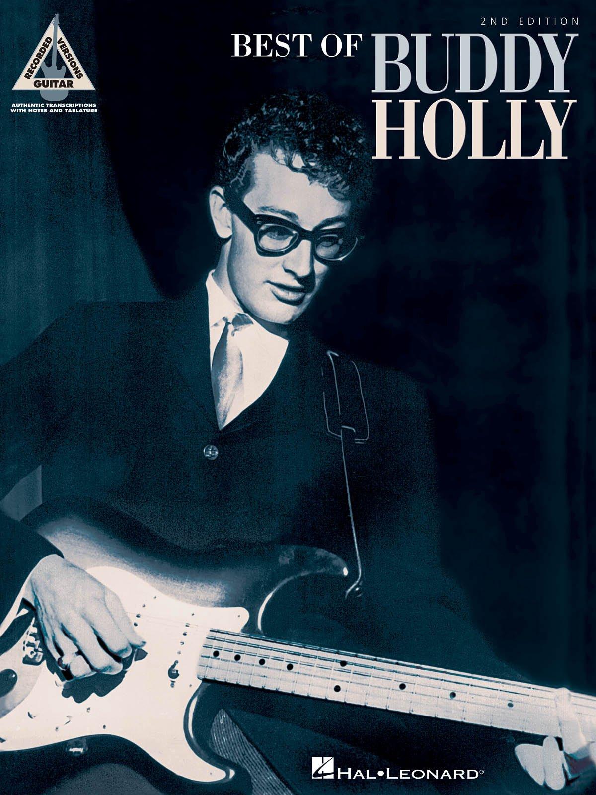 Download Buddy Holly: Best of Buddy Holly - Guitar TAB PDF
