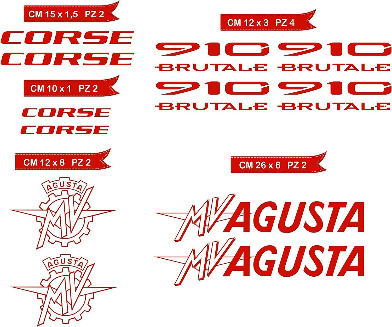 Cod Pimastickerslab Aufkleber Stickers MV Agusta MVAGUSTA 910 BRUTALE Motorrad 0583
