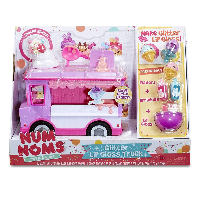 Num Noms Glitter Lip Gloss Truck by Num Noms