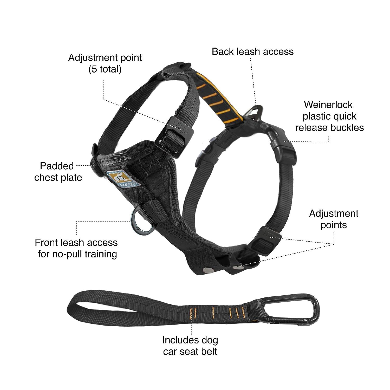 281732ac053 Amazon.com   Kurgo Dog Harness
