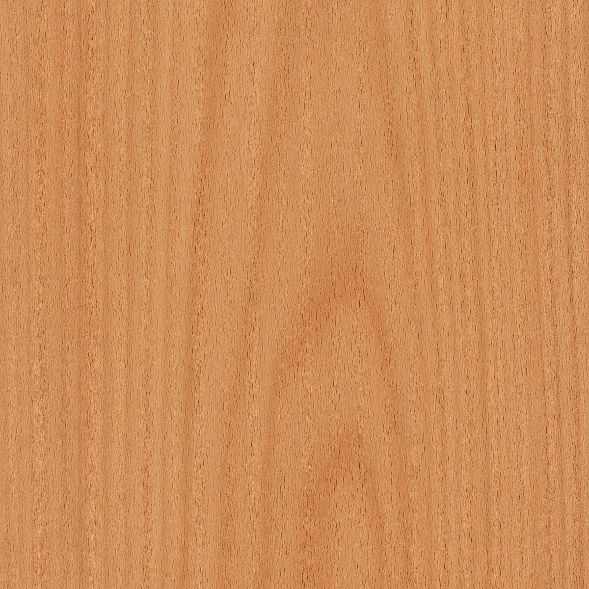 Beech Wood Veneer Plain Sliced 4'x8' 2 Ply(Wood) PSA (Peel and Stick) Sheet Wood-All CECOMINOD094492