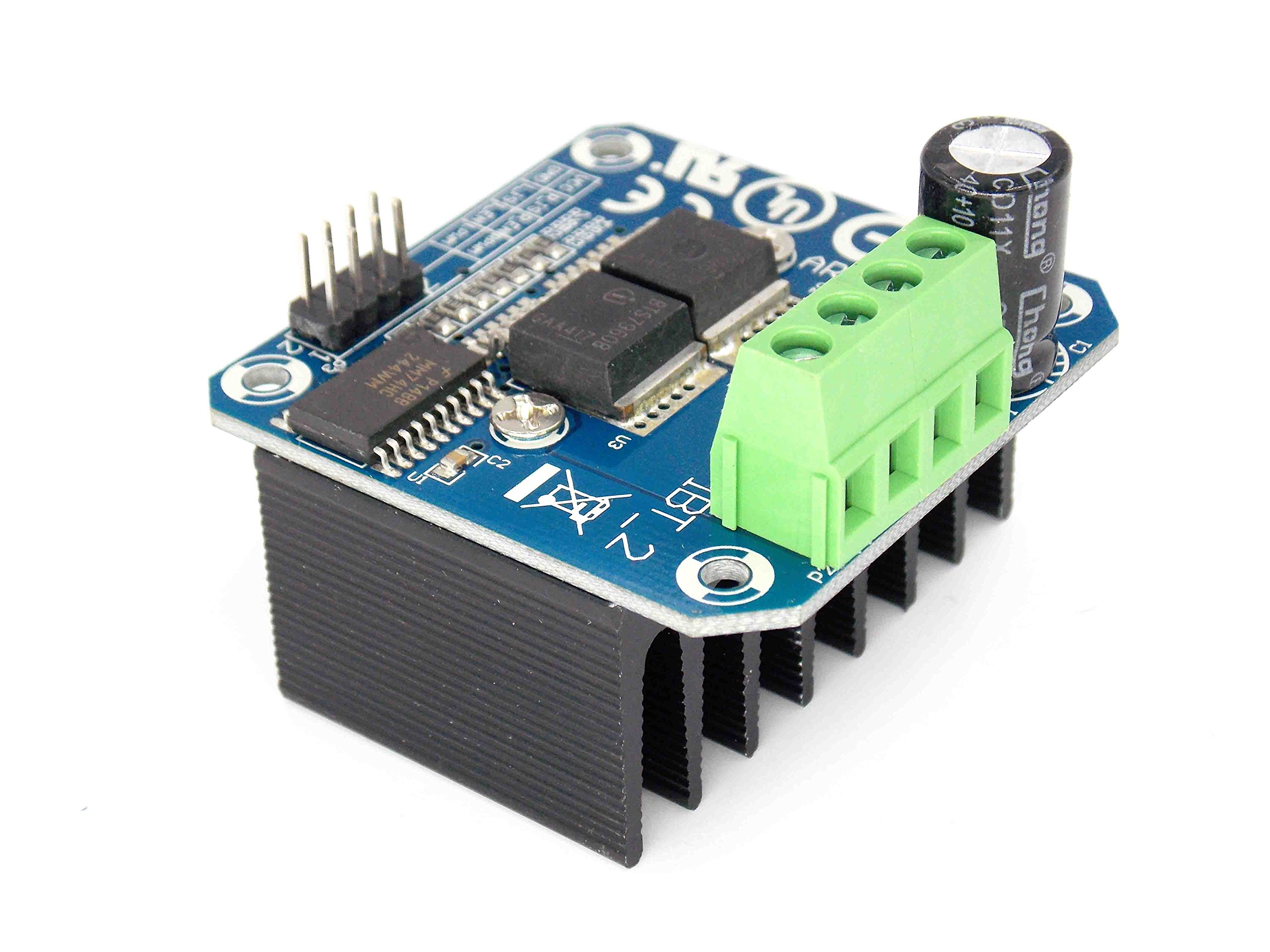 Etoput BTS7960B 43A Double DC Stepper Motor Driver H-Bridge PWM Arduino Smart Car