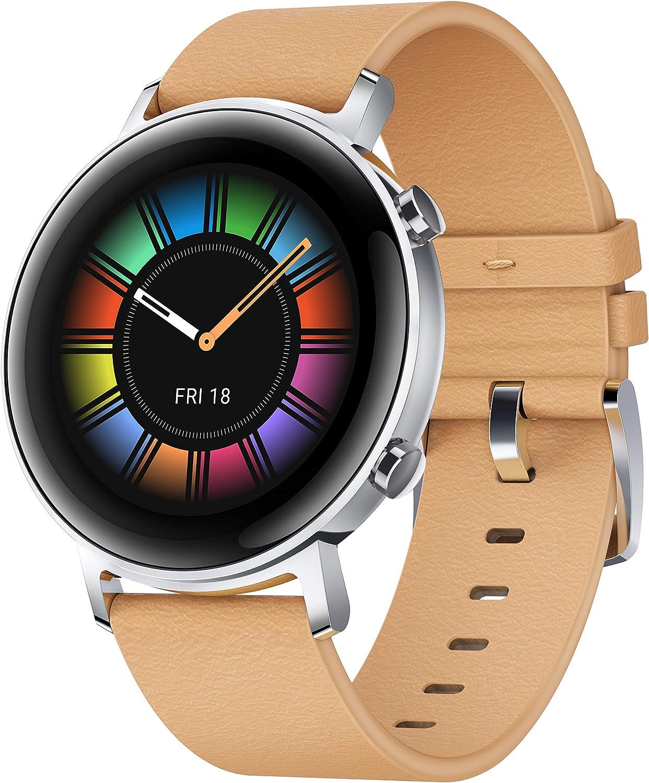 Huawei Watch Gt 2 Smartwatch Gravel Beige Elektronik