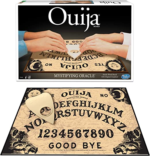 Classic Ouija Board Game by Winning Moves Toy (English