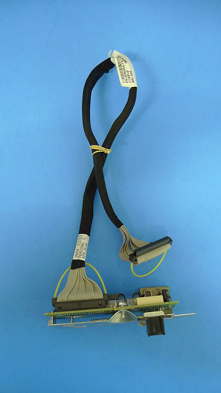 DELL - Precision T5400 I/O Panel USB Audio Power W/Cable JN454