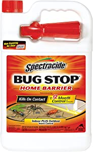Spectracide Bug Stop Home Barrier, Ready-to-Use, 1-Gallon, 4-Pack