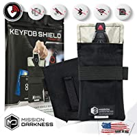 Mission Darkness Faraday Bag for Keyfobs - 5th