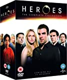 Heroes: The Complete Collection [DVD] [Edizione: Regno Unito]