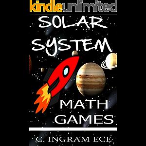 Solar System Math Game