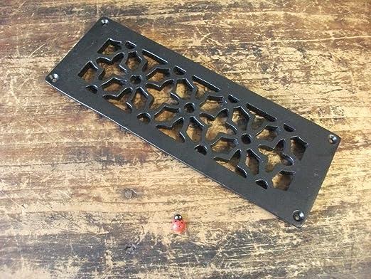 en fonte Air Brique Grille da/ération pour/ /en poudre /r/éparation Coque pour briques Air moderne/