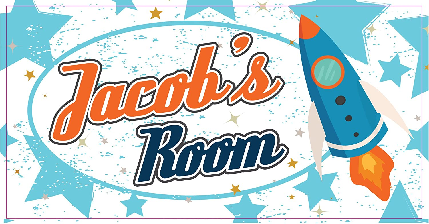 Boxer Every Kid Needs a Space to Call Retro Signs Will Help Them to Make it Their own. This Range Includes personalisable, Sticker Packs, Keep Out' Designs and 90 of The Most Popular Names for Girls and Boys TF5032