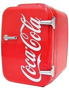 Coca-Cola Vintage Chic Mini Fridge