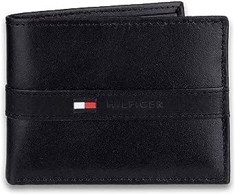 Tommy Hilfiger Mens Wallet, Black - 31TL22X062-001