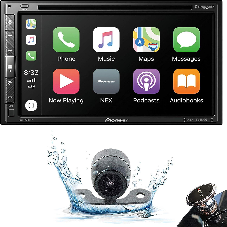 Pioneer AVH-2500NEX Double-DIN In-Dash DVD/CD Car Stereo Receiver