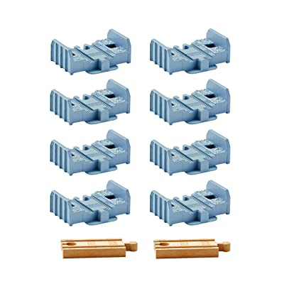 Fisher-Price Thomas & Friends Wooden Railway, Build-it-Higher Track Riser: Toys & Games