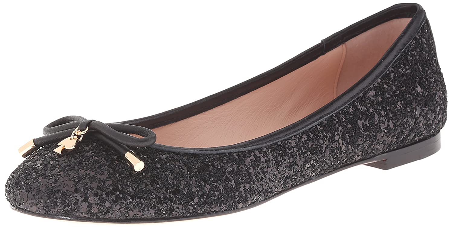 af420f9c6554 Amazon.com  Kate Spade New York Women s Willa Ballet Flat  Shoes