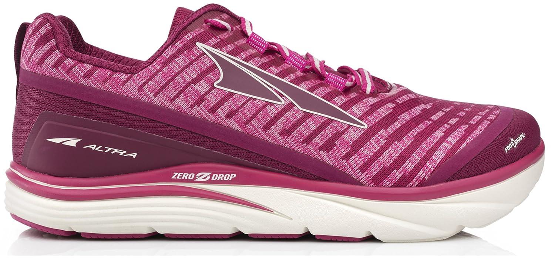 Altra AFW1837K Women's Torin Knit 3.5 Running Shoe B079R43G8W 9 B(M) US|Pink