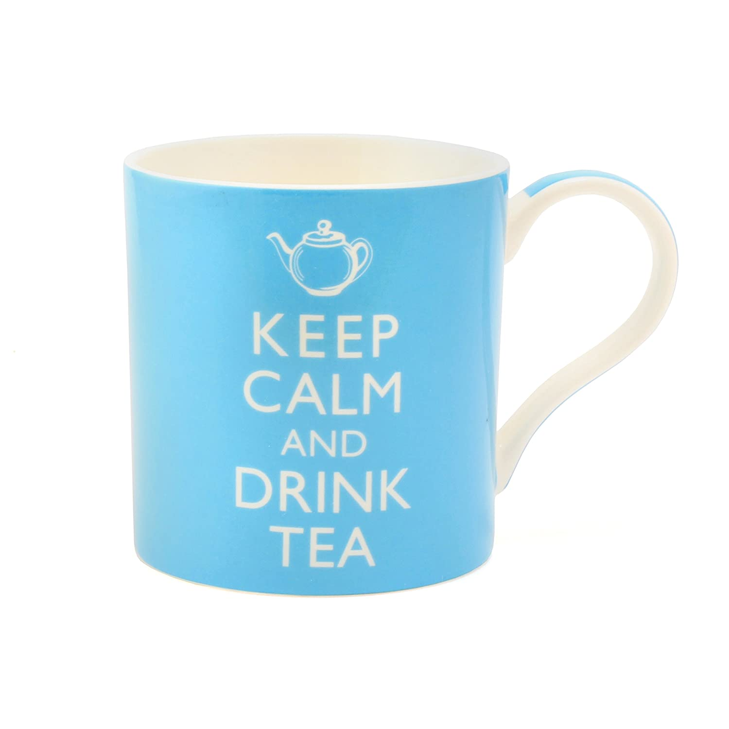 Keep Calm and Drink Tea Mug Perfect Ceramic Fine Bone China Mugs