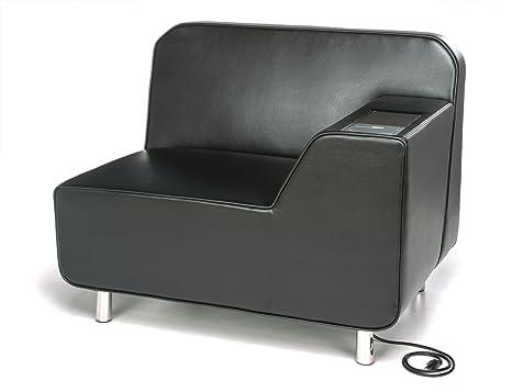 Marvelous Amazon Com Ofm Serenity Series Left Arm Lounge Chair With Inzonedesignstudio Interior Chair Design Inzonedesignstudiocom