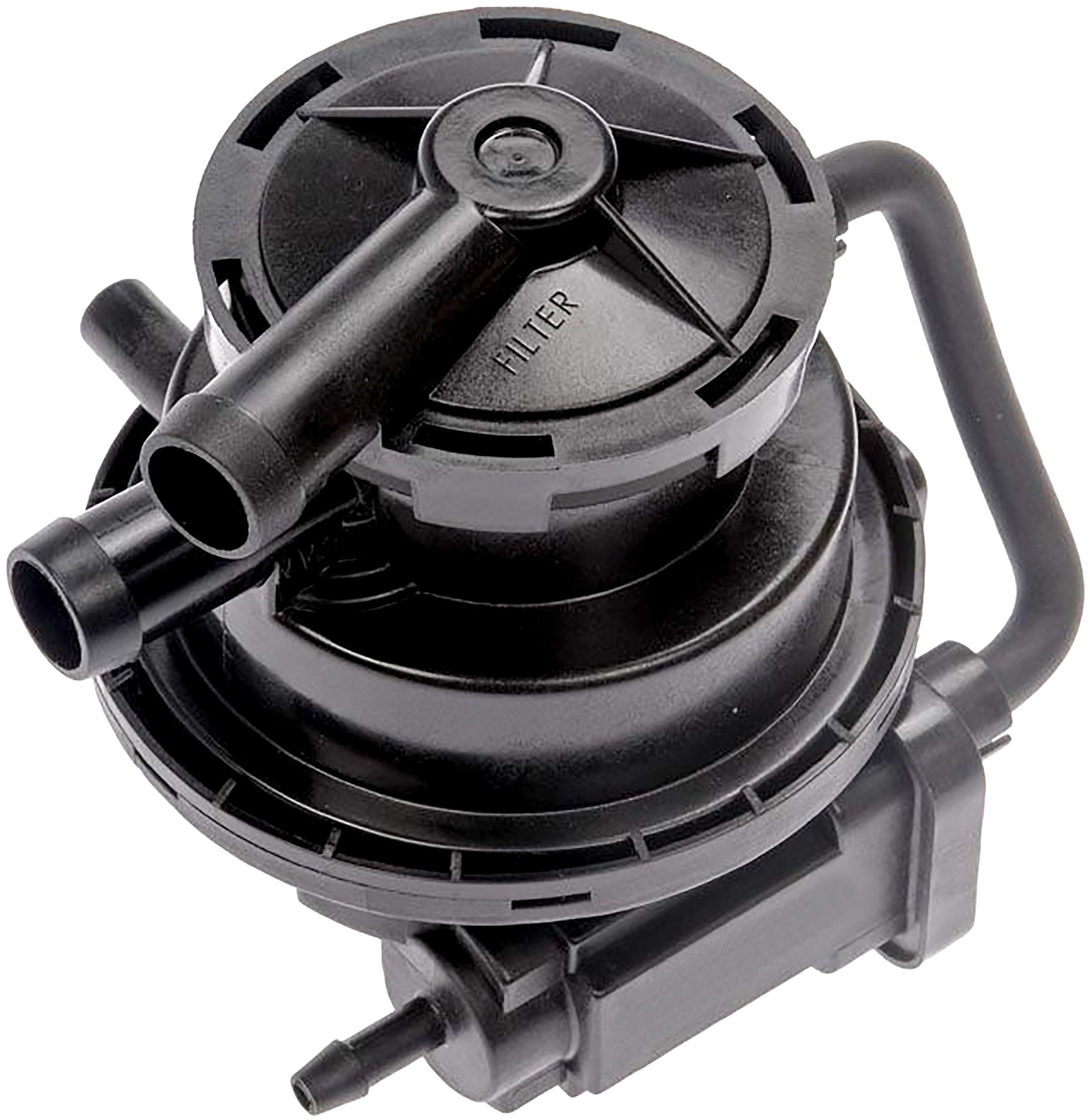 APDTY 113767 Fuel Vapor Canister Emissions Leak Detection Smog Air LDP Pump Fits 2001-2002 Chrysler PT Cruiser (Replaces 4891420AB, 4891420AA, 04891420AA)