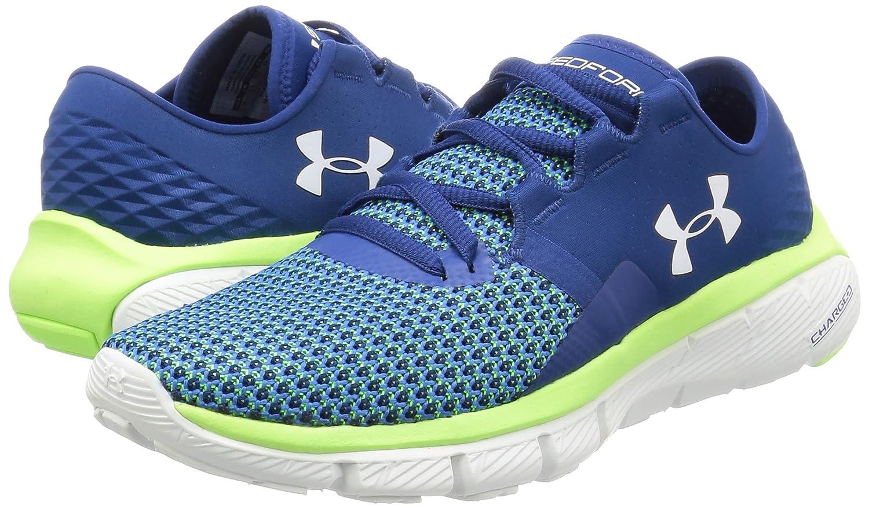 Under Armour Women's UA Speedform Fortis 2 Running Shoes B018F4BMI6 9 B(M) US|Heron/Water