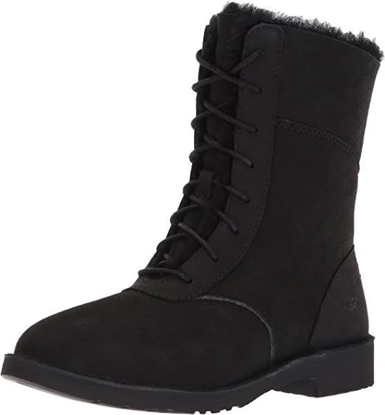 3f2a157e565 UGG Women's Daney Boot, Black, 7 M US: Amazon.co.uk: Shoes & Bags