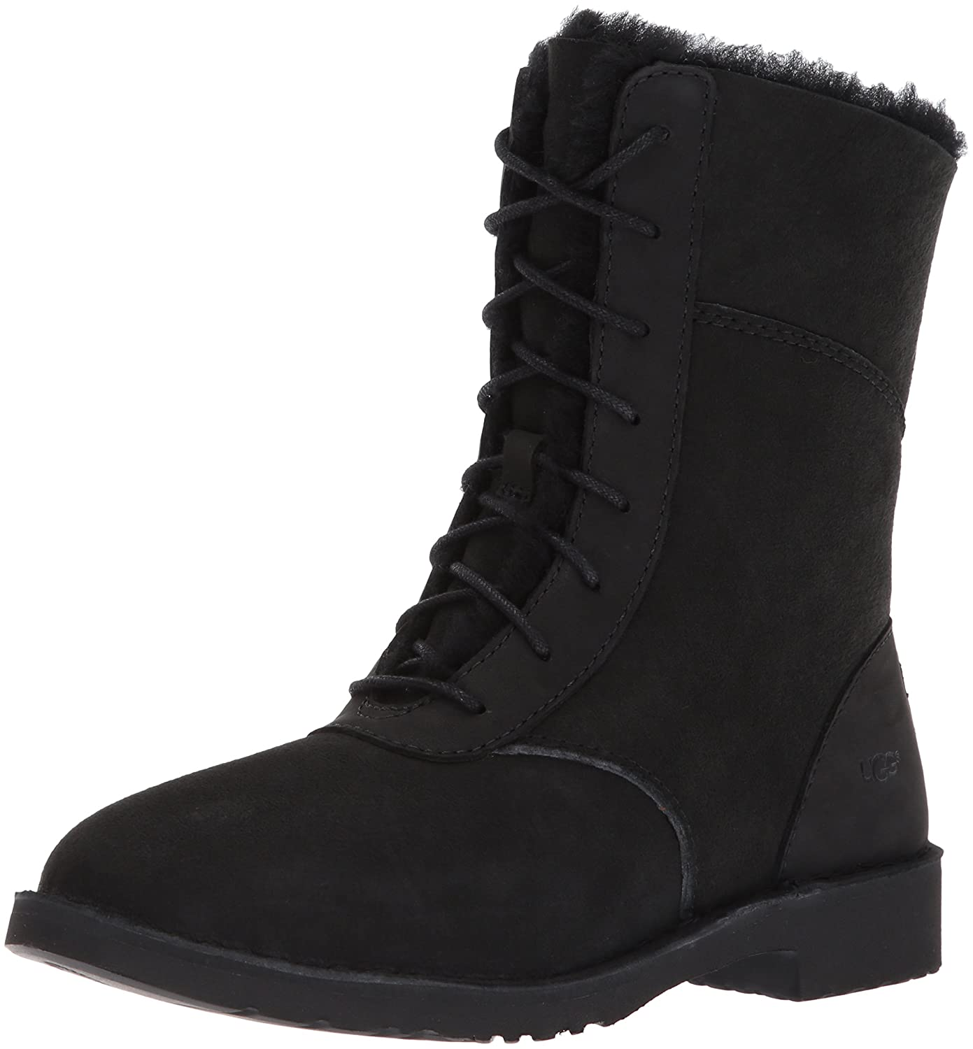 c7462f66cba UGG Women's Daney Boot, Black, 5.5 M US: Amazon.co.uk: Shoes & Bags