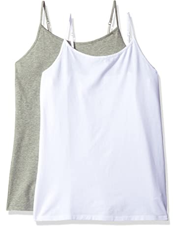107539b18a887f The Children s Place Girls  Cami (Pack ...