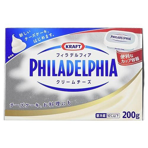 森永乳業 フィラデルフィア クリームチーズ