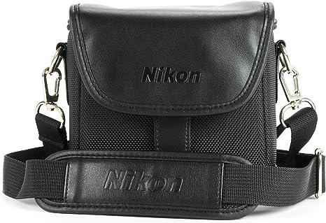 Nikon CS-P08 - Estuche para cámaras Coolpix P500,P100, L120,L110, color negro: Amazon.es: Electrónica