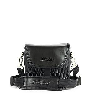 Nikon CS-P08 - Estuche para cámaras Coolpix P500,P100, L120,L110, color negro