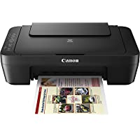 Canon MG3029 Wireless Color Photo Printer with Scanner and Copier, Black