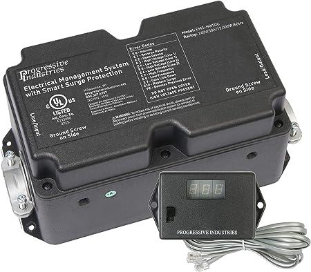 Progressive Industries 50A Hardwired