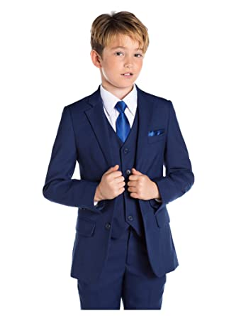 Paisley of London, Boys Blue Suit, Prom Suits, Page Boy Suits, 12 ...