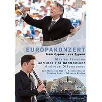 Berliner Philharmoniker - Europakonzert 2017 [Reino Unido] [Blu-ray]